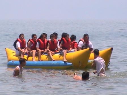 Excursión Colegio San Benito a PlayaDorada1