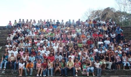 Visita del Colegio San Benito aQuiriguá1