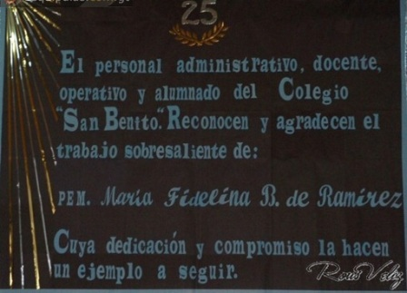 Fidelina Buezo deRam�rez