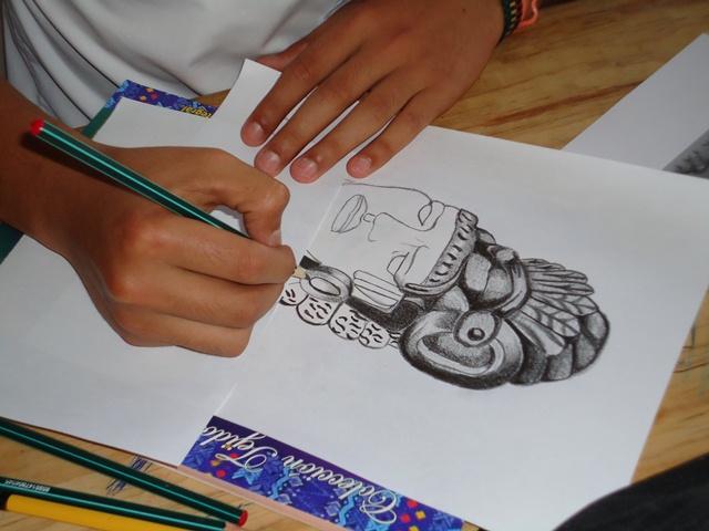 Concurso de Dibujo Nivel Básico y Diversificado | Colegio San ...